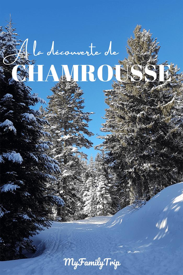 Découverte de Chamrousse
