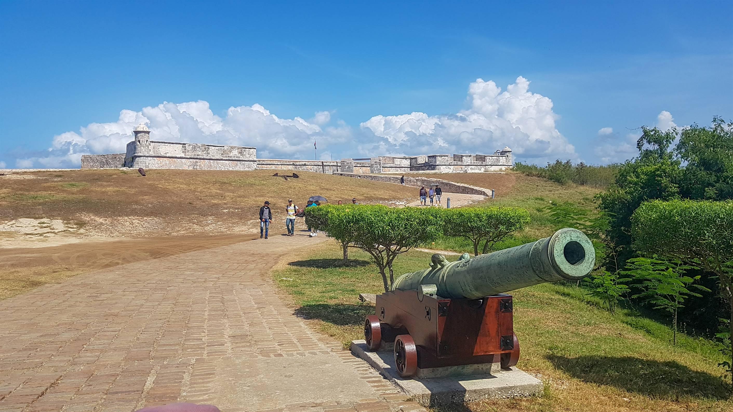 Castillo del Moro - CUBA
