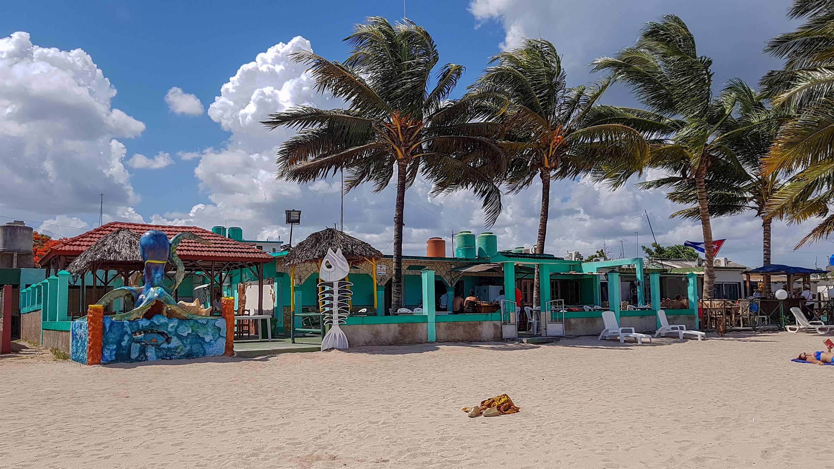 Casa Zuleida y Vinola, Playa Larga, Cuba