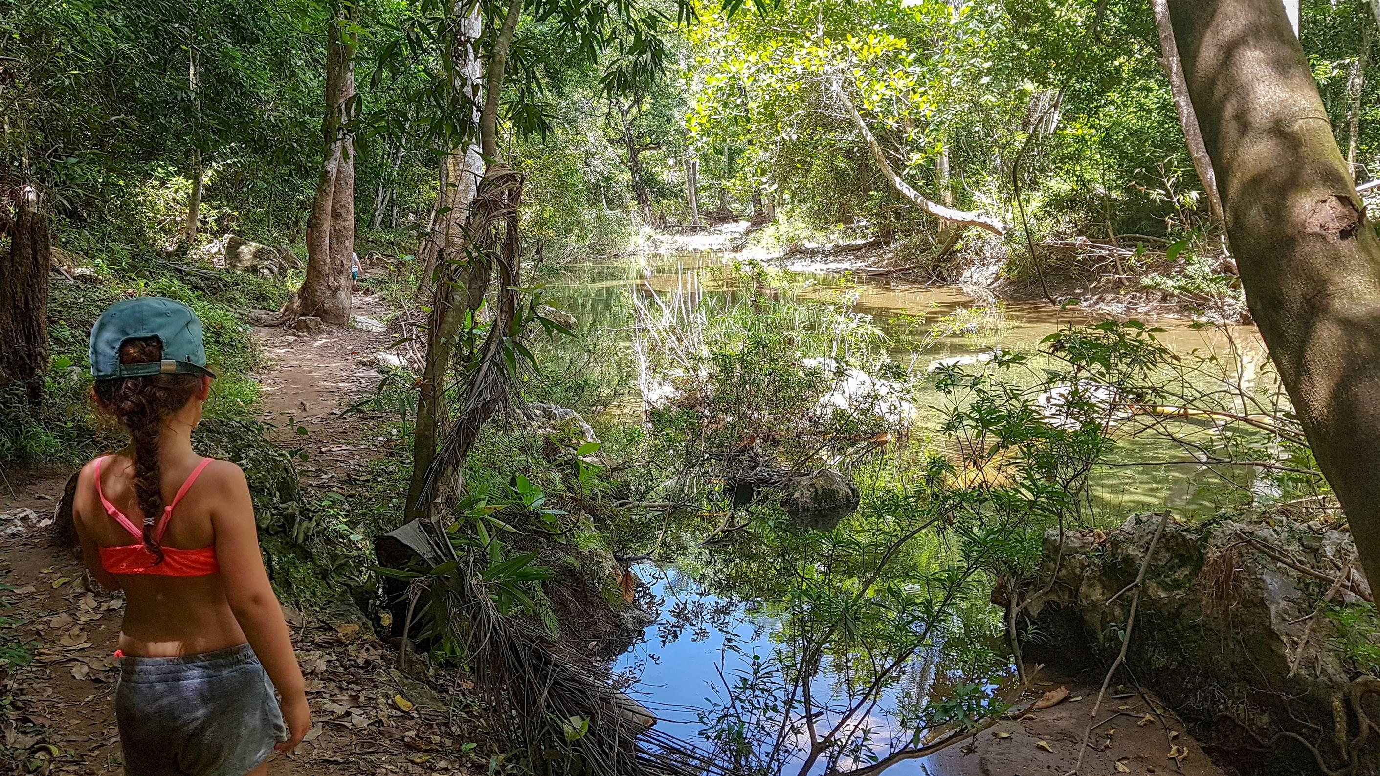 Parque El Cubano - Trinidad - CUBA