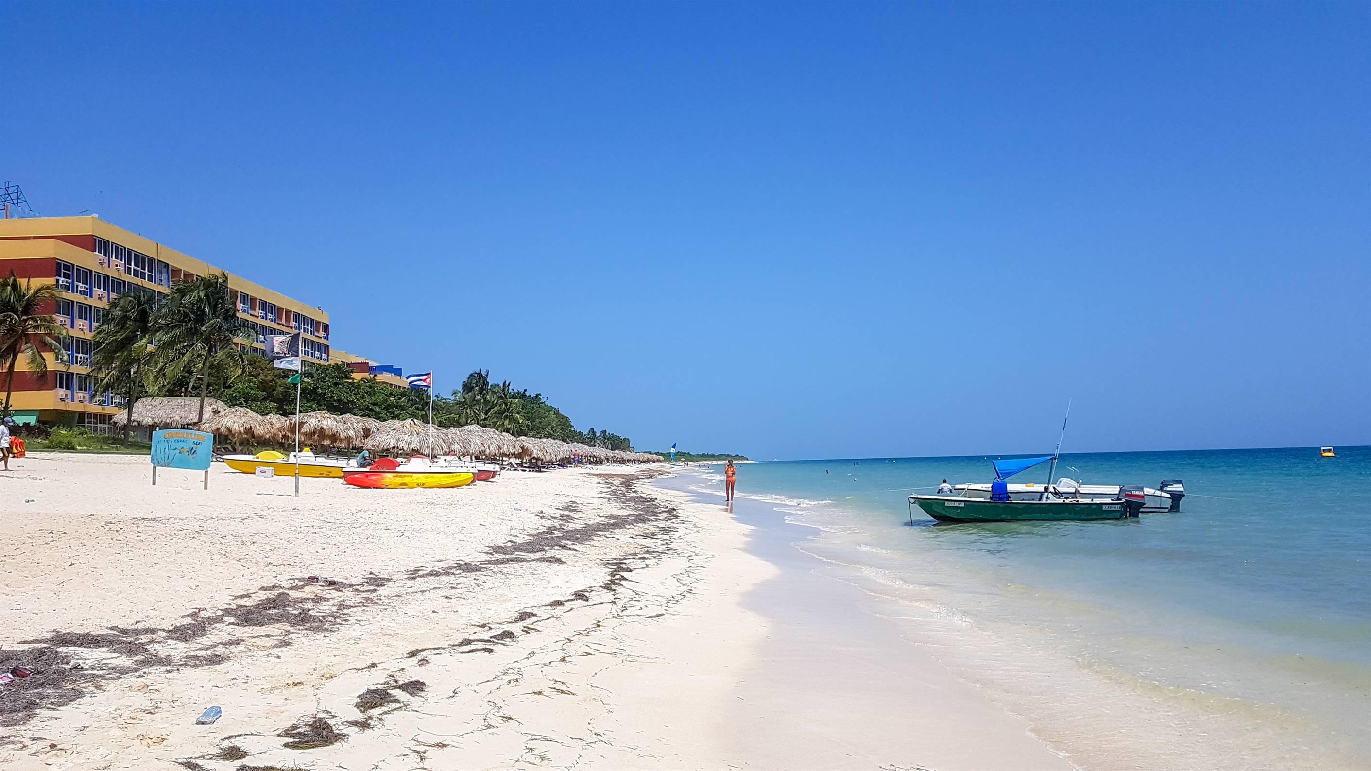 Playa Ancon - Trinidad - CUBA