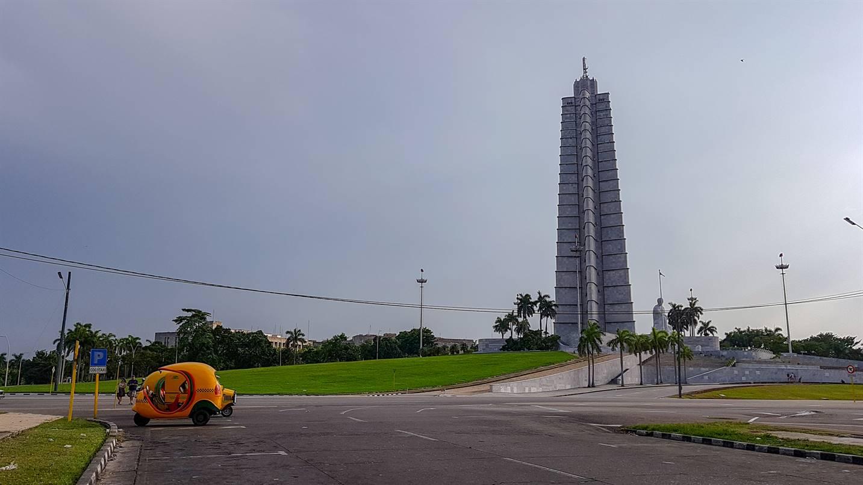 Plazza de la Revolucion, La Havane, Cuba