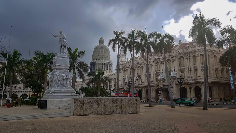 Parque Central, La Havane, Cuba