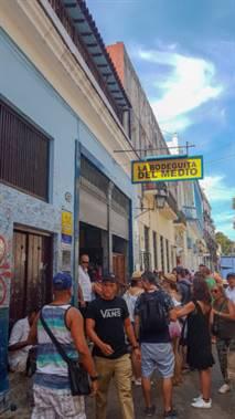 La Bodeguita del Medio, La Havane, Cuba