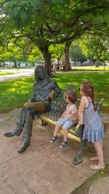 Square John Lennon, La Havane, Cuba