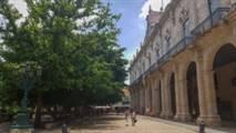 Plazza de armas, La Havane, Cuba