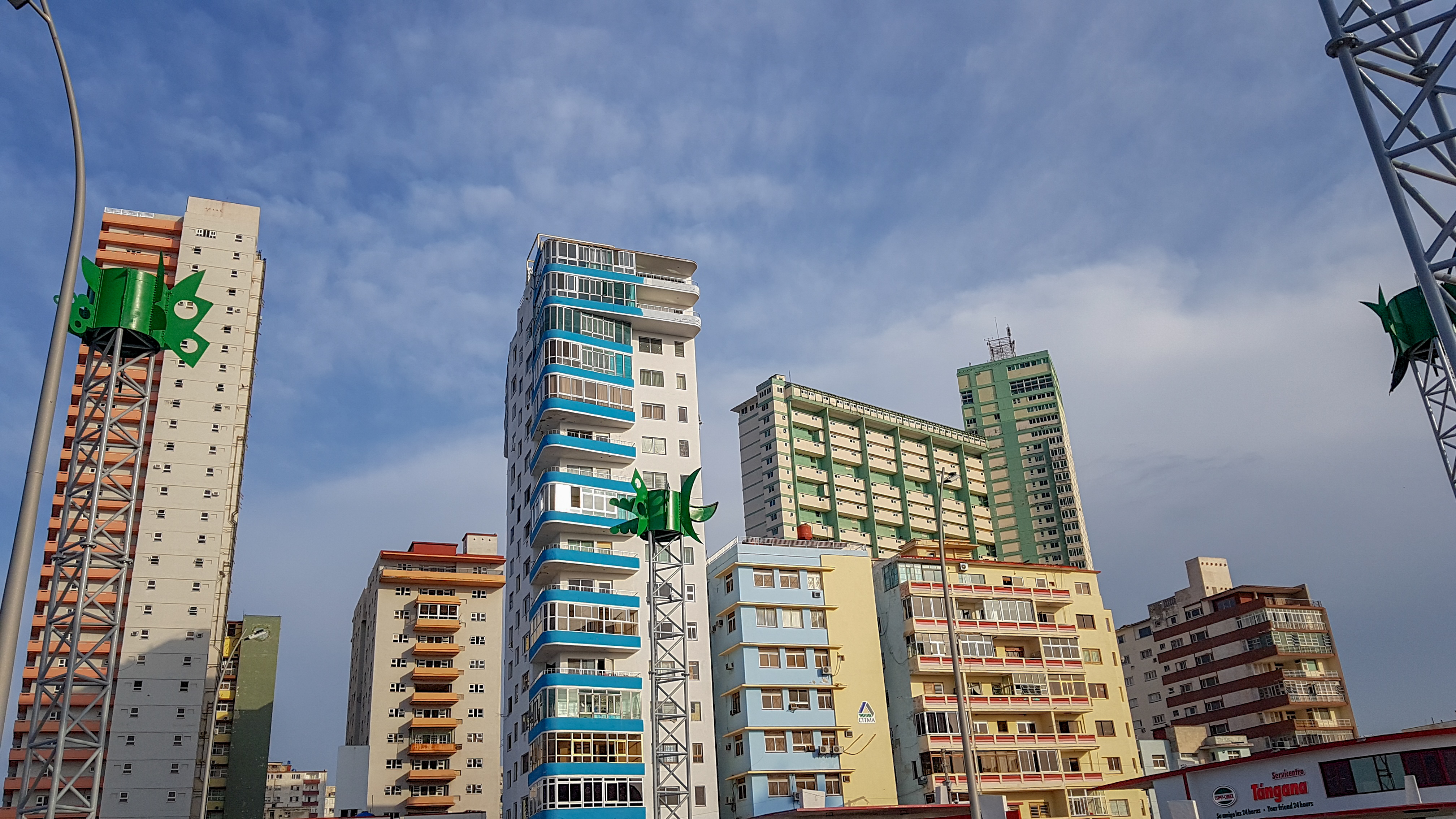 Malecon, La Havane, Cuba