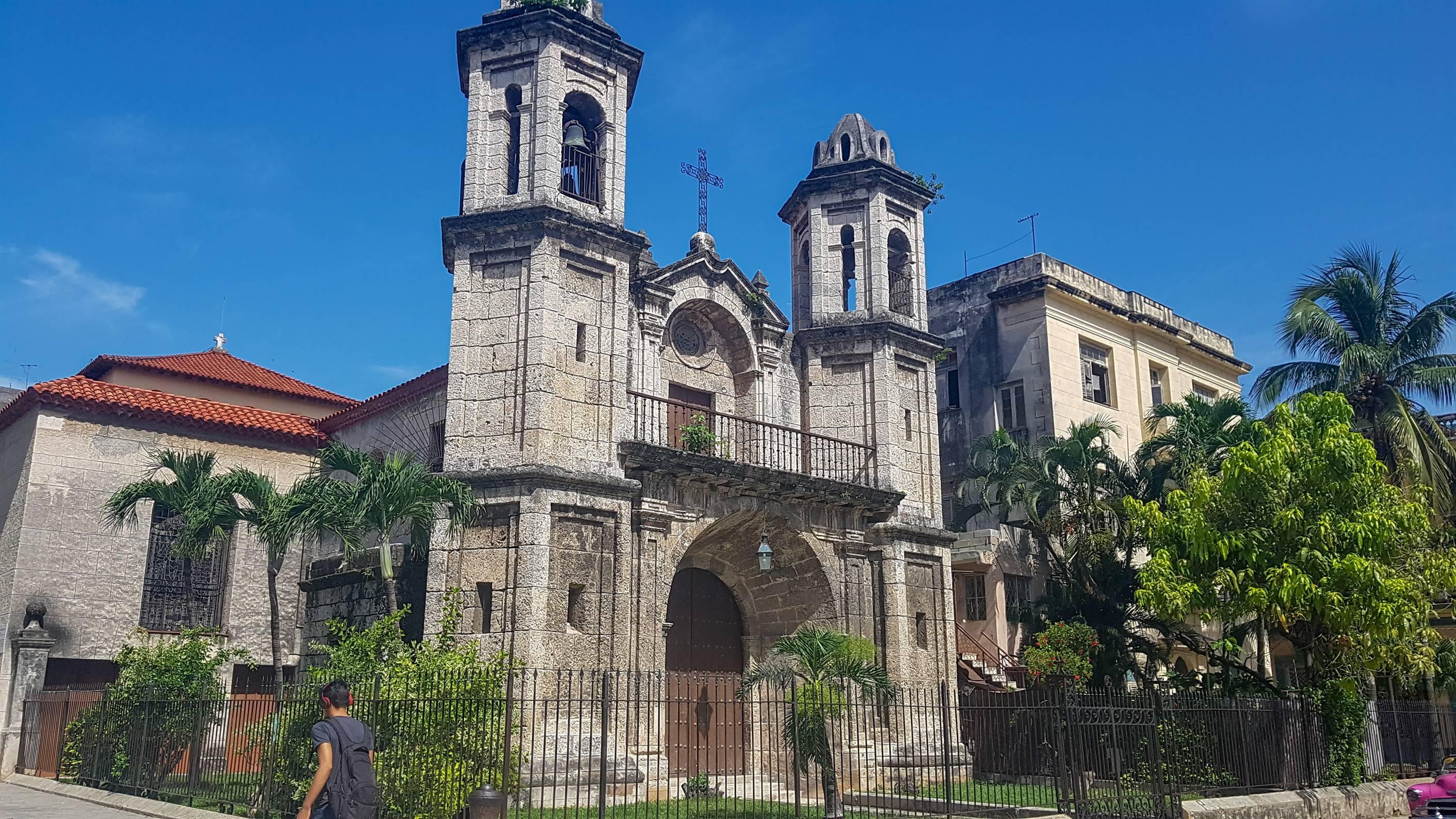 San Cristobal del Buen Viage, La Havane, Cuba