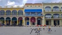 Plazza Vieja, La Havane, Cuba