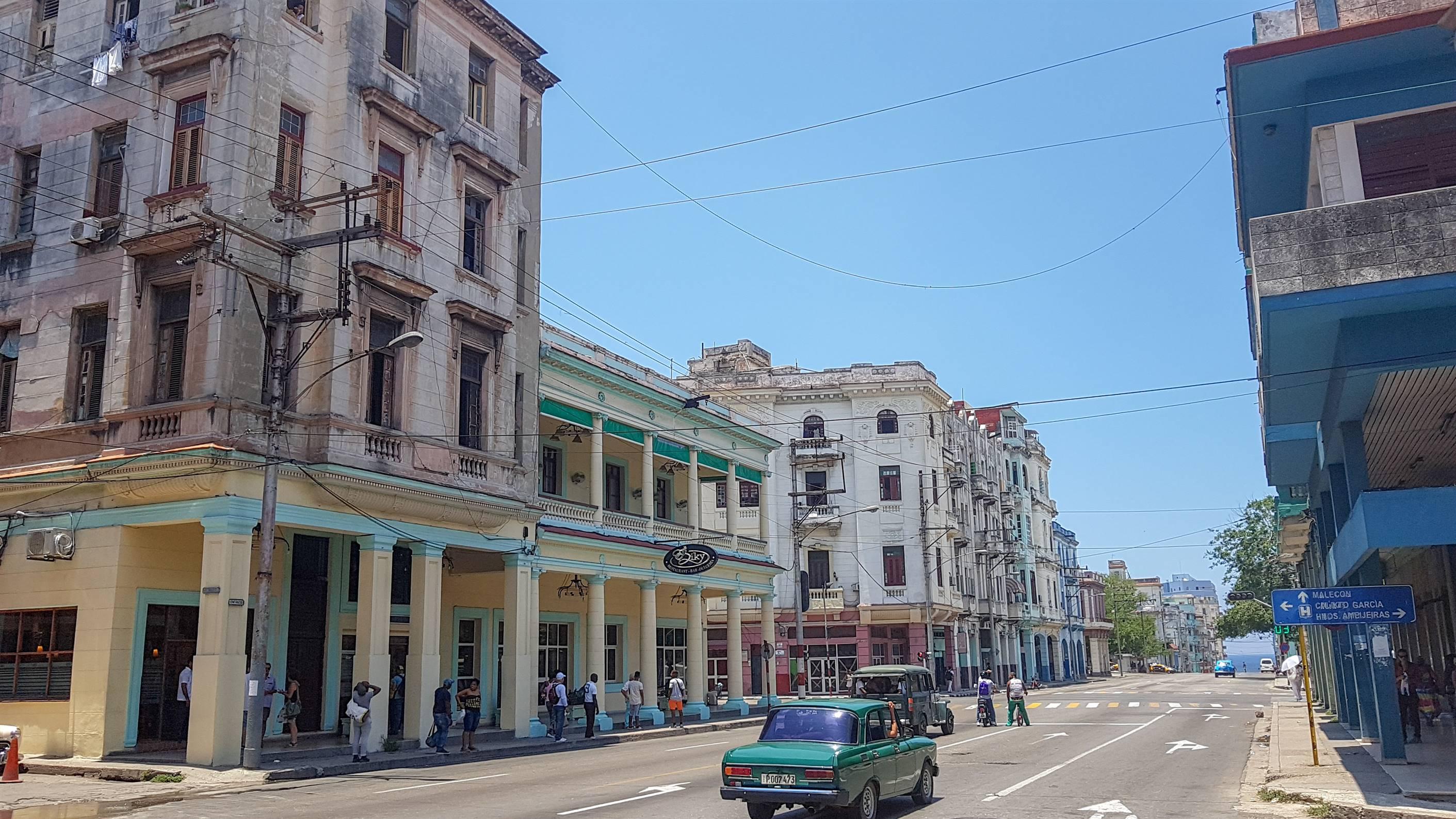 Centro Habana, La Havane, Cuba