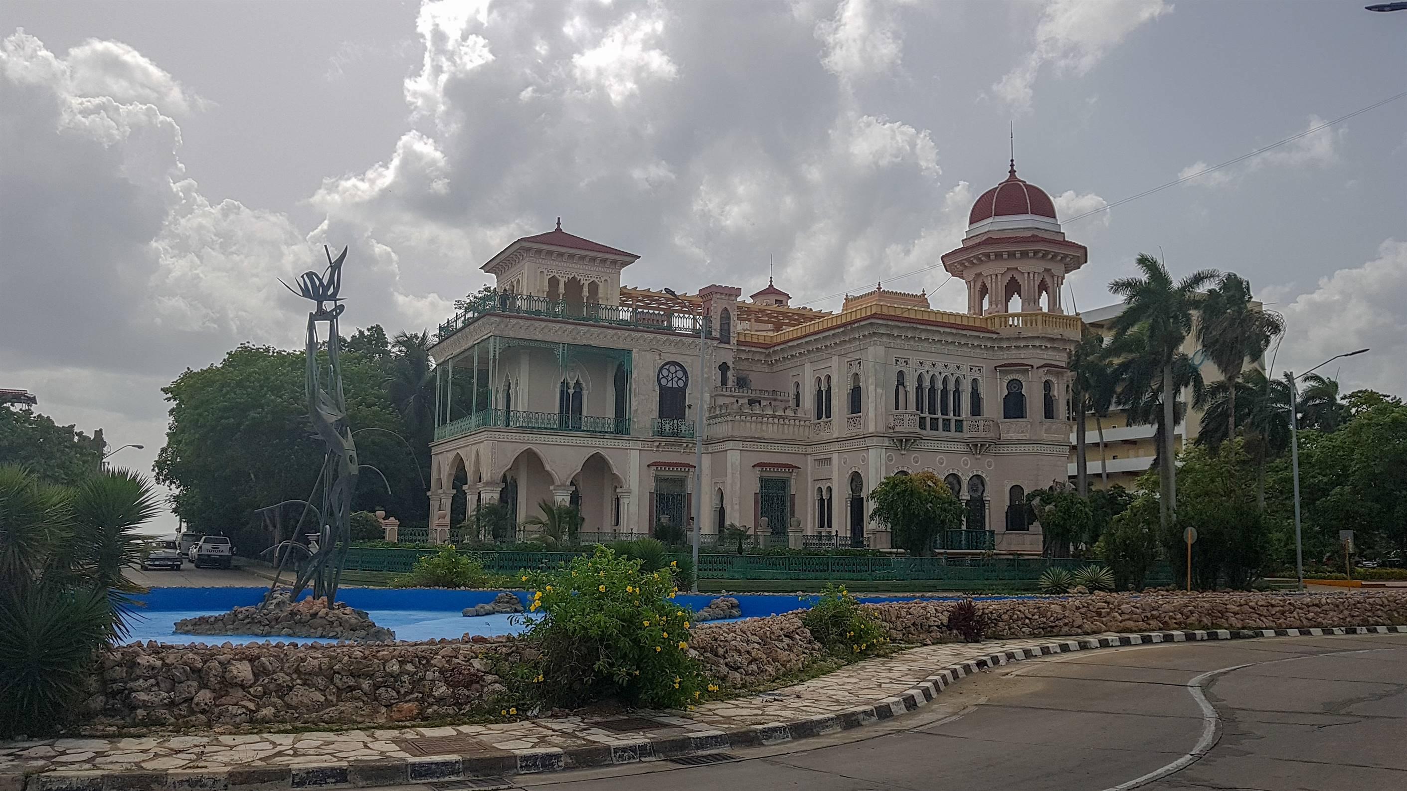 Palacio Del Valle, Punta Gorda, Cienfuegos, Cuba