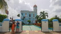 Palacio Azul, Punta Gorda, Cienfuegos, Cuba
