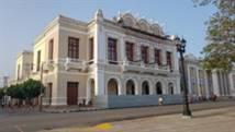 Teatro Tomas Terry, Place Jose Marti, Cienfuegos, Cuba