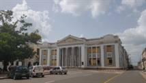 Colegio San Lorenzo, Place Jose Marti, Cienfuegos, Cuba