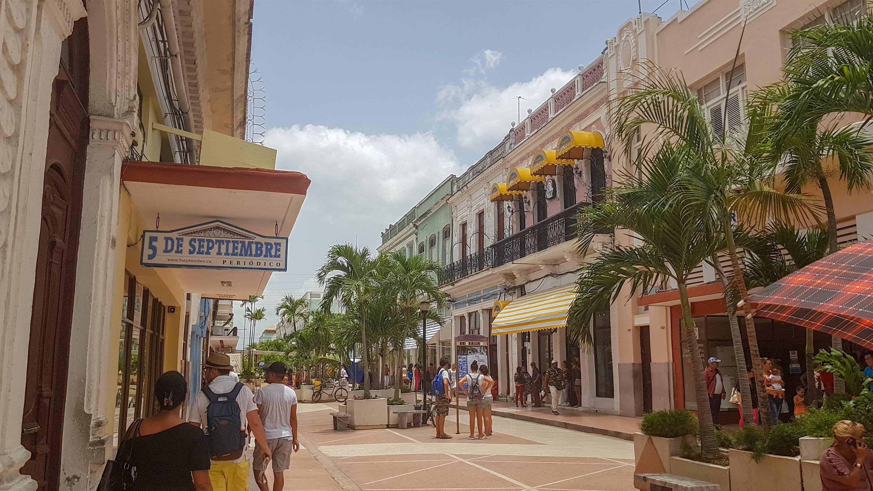Avenida 54, Cienfueagos, Cuba