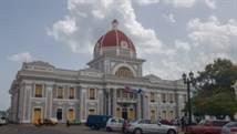 Palacio de Gobierno, Parque Jose Marti, Cienfuegos Trinidad