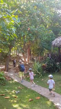 Parque El Cubano, Trinidad, Cuba