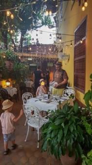 Los Conspirationnes, Trinidad, Cuba