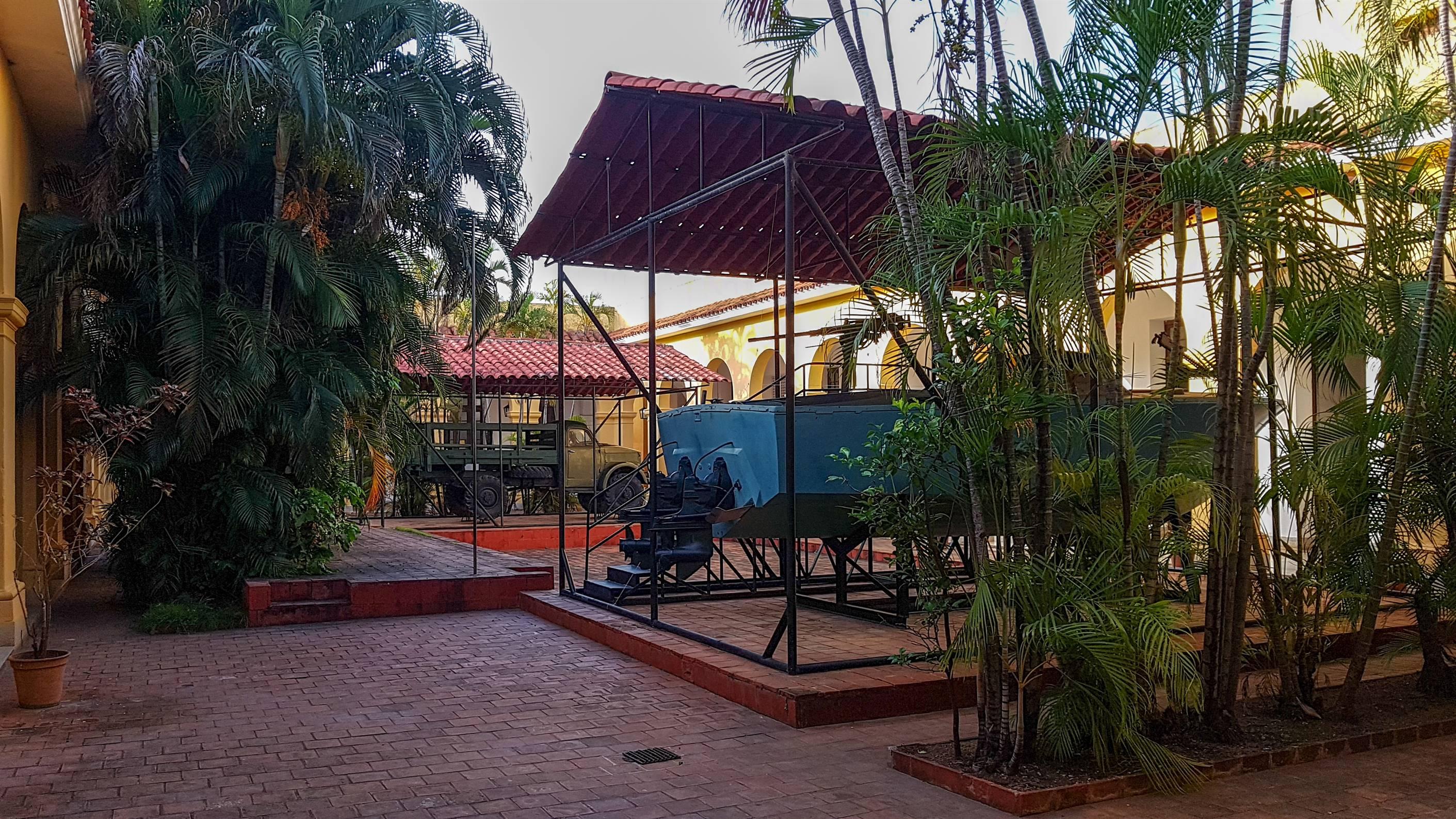 Museo de la Lucha contra los Bandidos, Trinidad, Cuba