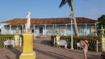 Plazza Mayor, Trinidad, Cuba