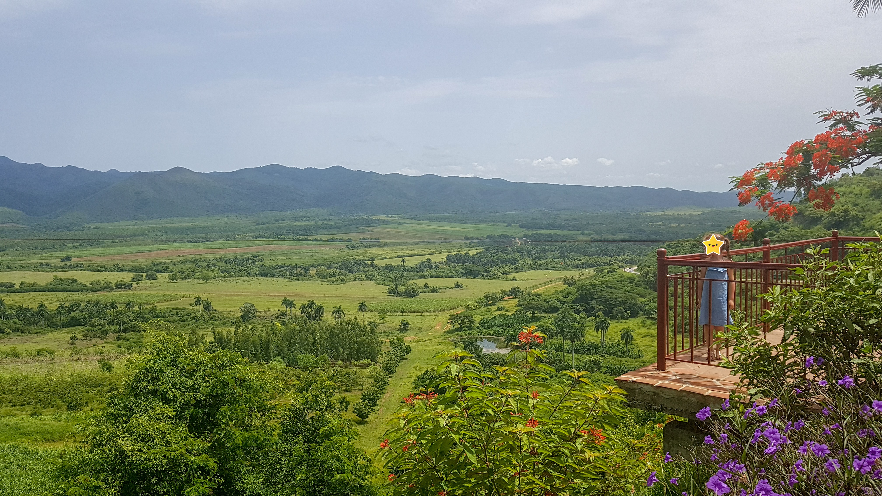 vallée de Los Ingenios, Trinidad, Cuba