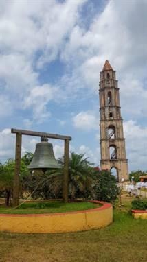 Manacas Izanaga, vallée de Los Ingenios, Trinidad, Cuba