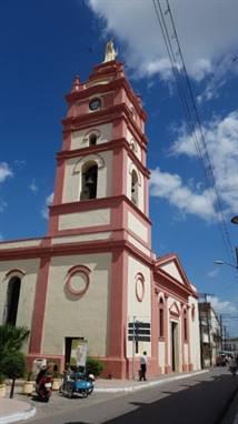 Plazza Agramonte, Camaguey, Cuba