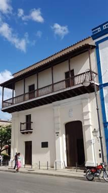 Casa Natal d'Ignacio Agramonte, Camaguey
