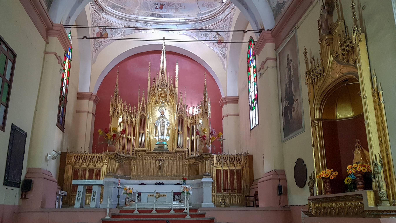 Iglesia de la merced, Camaguey