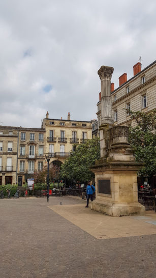 Place Camille Julian, Bordeaux