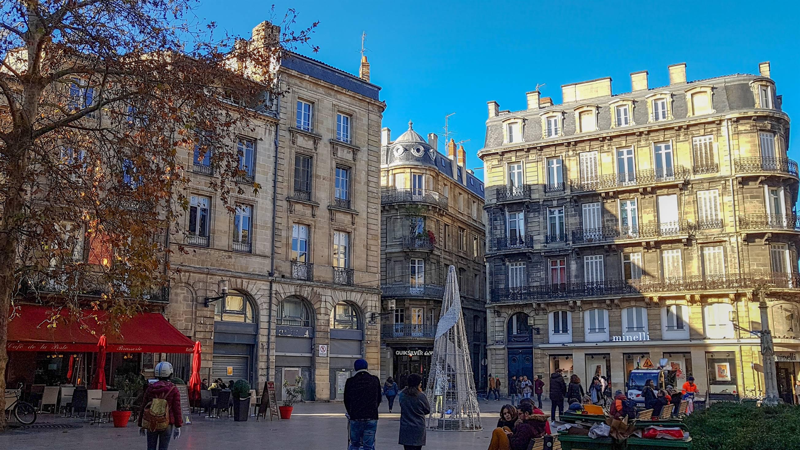 Place Saint Projet, Bordeaux