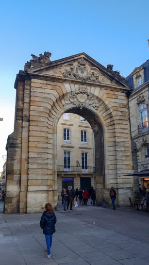 place Gambetta, Bordeaux