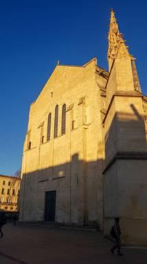 Cathédrale Saint André, Bordeaux