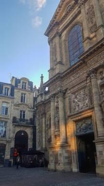 Eglise Notre Dame, Bordeaux