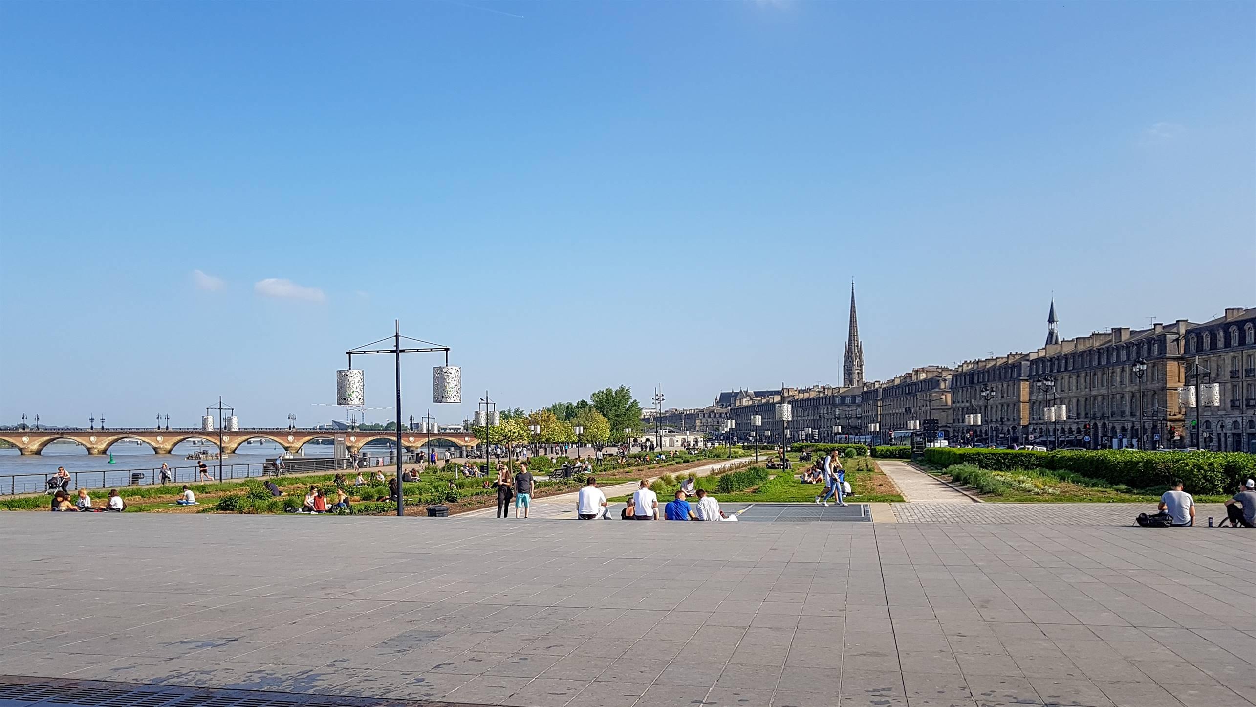 Quai Richelieu, Bordeaux