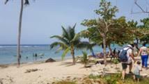 Playa Manglito, Baracoa, Cuba