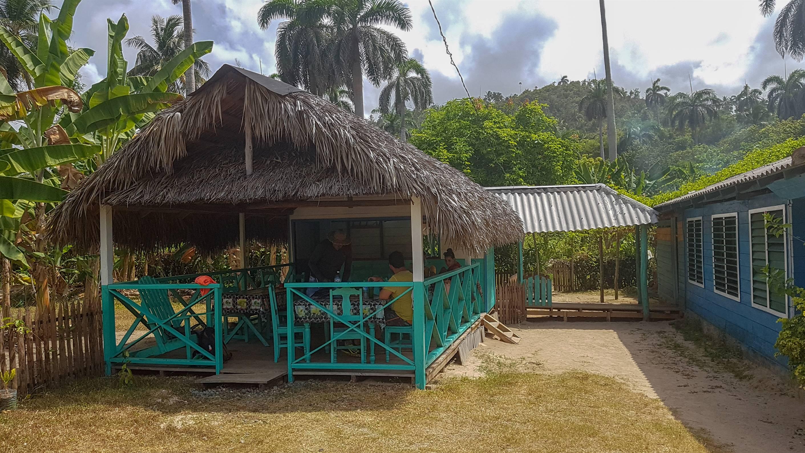 Chez Victor, Playa Maguana