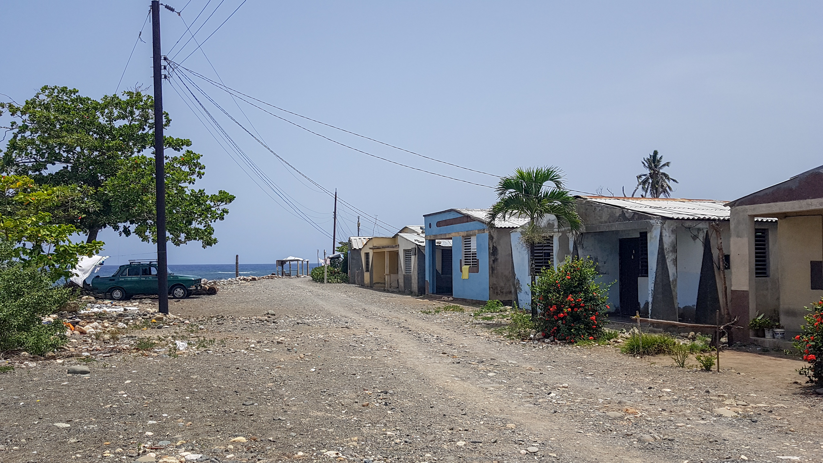 Boca de Yumuri, Baracoa, Cuba