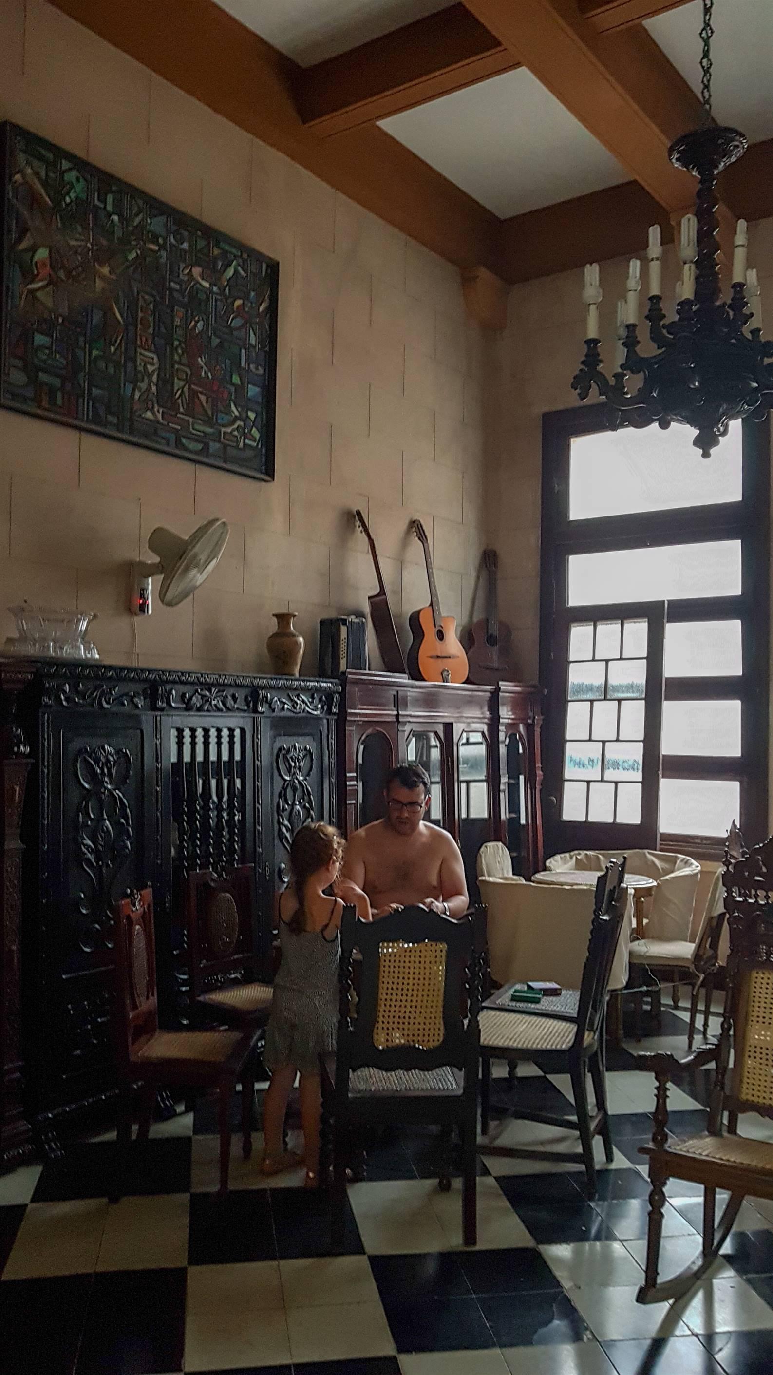 Casa David y Lydia Diaz