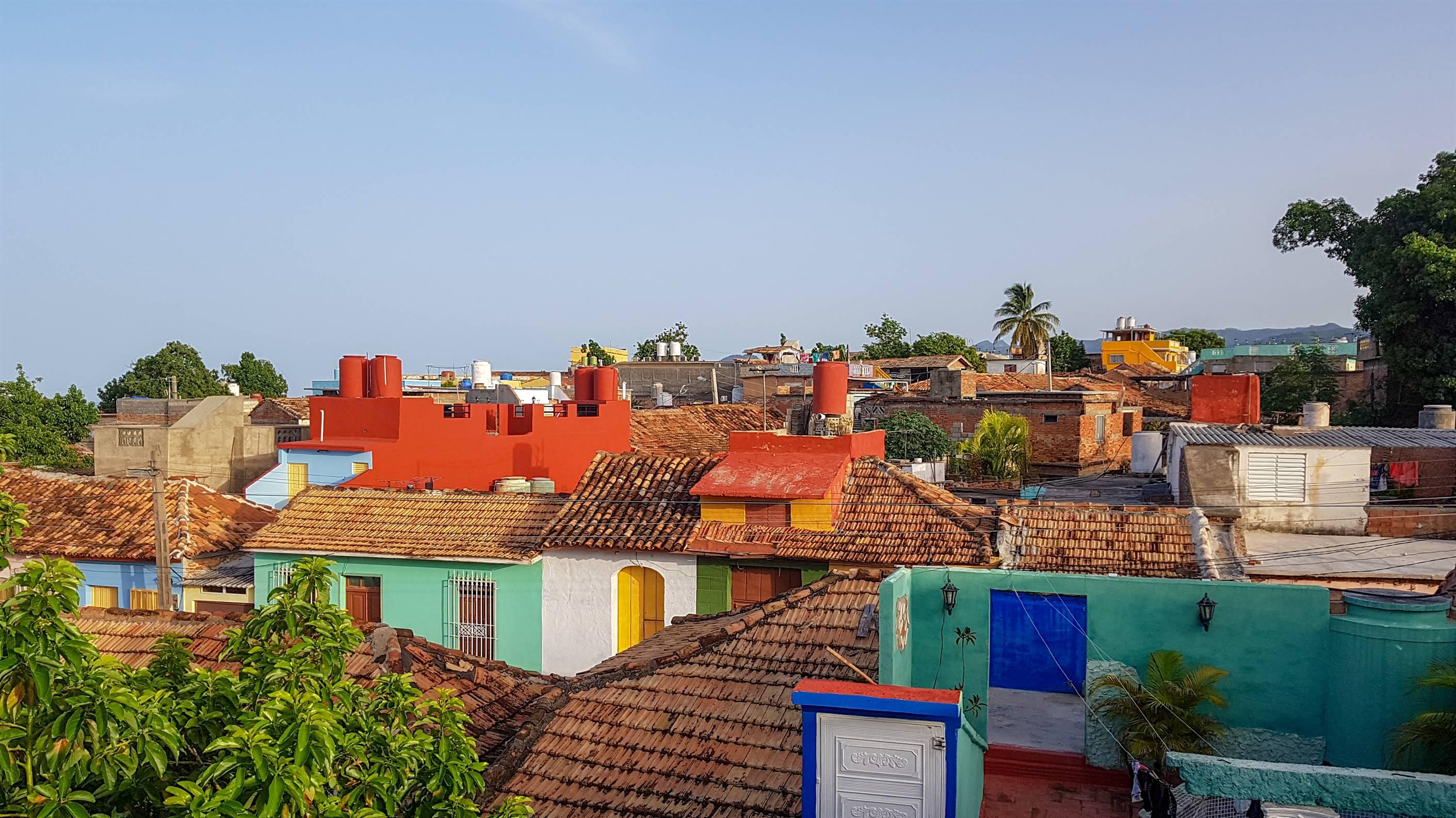 Hostal Lucero Mundo, Trinidad