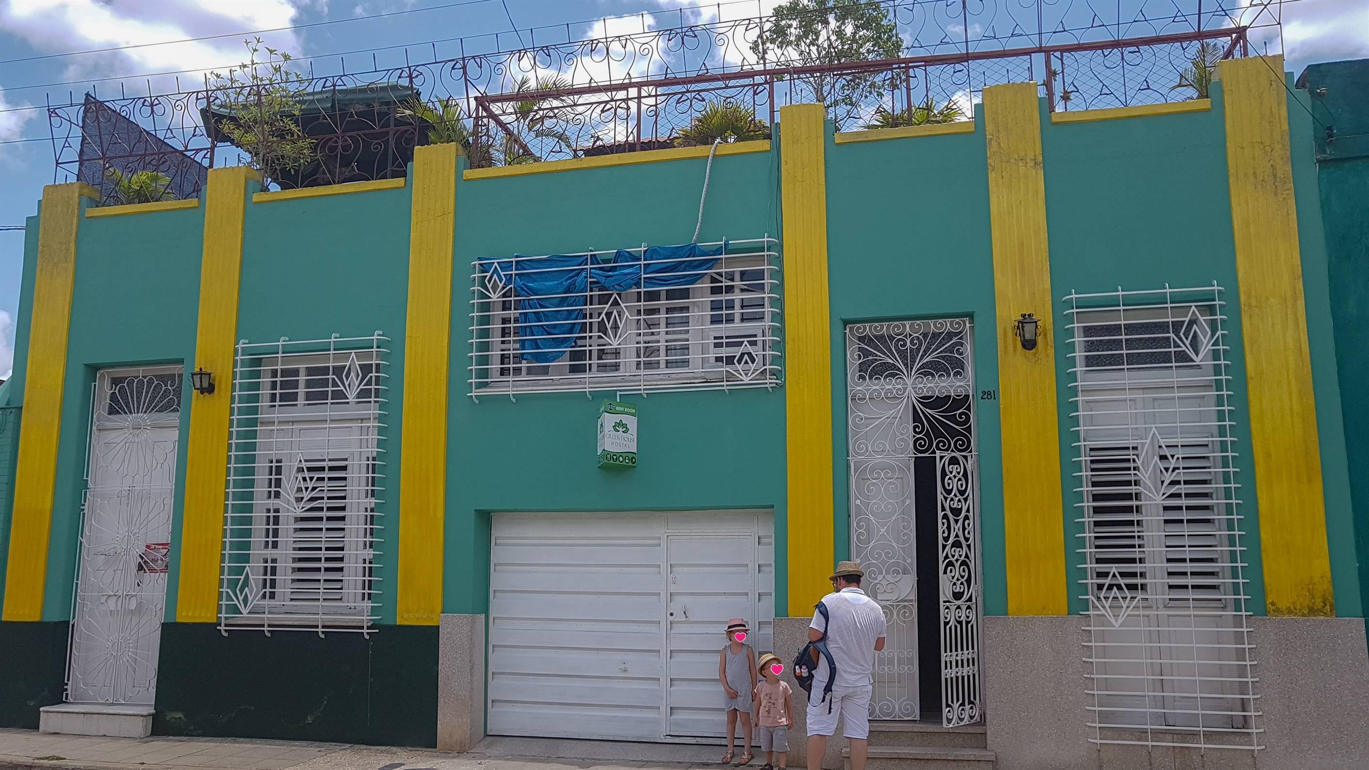 Green House Hostal, Camaguey
