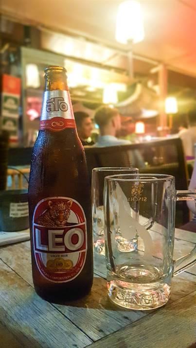 bière Thaïlande