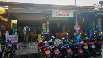Sea Mew Car rental Koh Phangan, Thaïlande