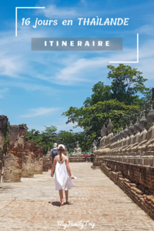 Thaïlande, itinéraire
