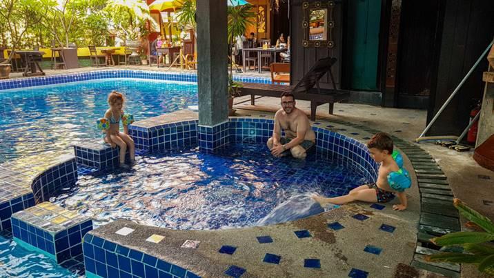 Lana Boutique hotel Chiang Mai