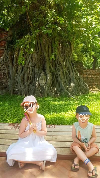 Thaïlande avec des enfants