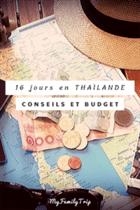 Thaïlande, conseils et budget