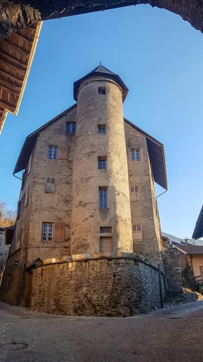 Maison Ramus, cité de conflans