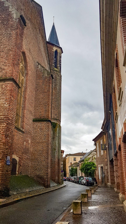 Eglise des Jacobins, Agen