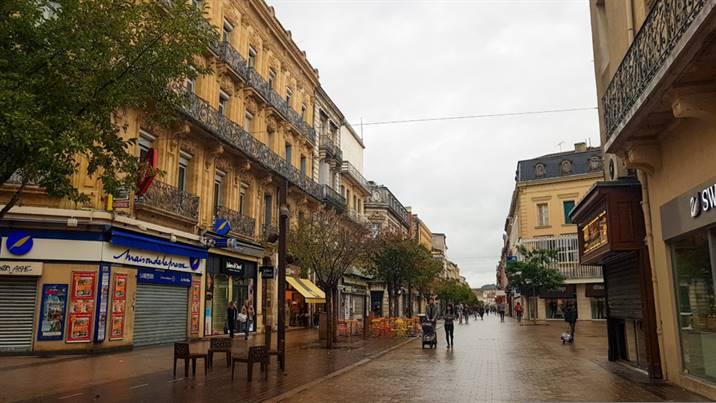 Boulevard de la République, Agen